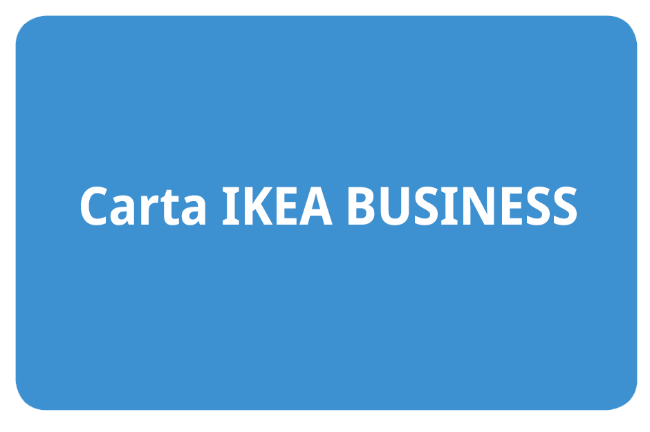 Carta IKEA BUSINESS