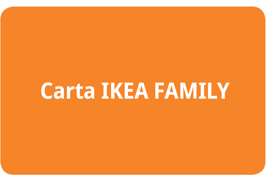 Carta IKEA FAMILY